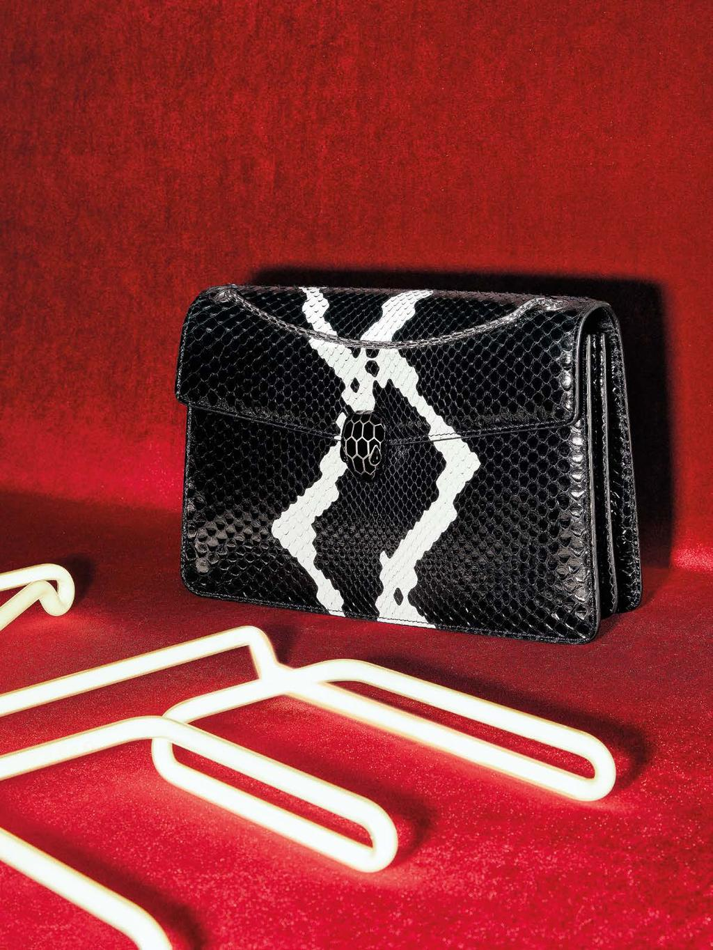 Serpenti Forever shoulder bag