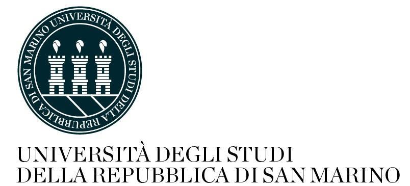 Master di II livello in International Security Studies. A comparative analysis of current theories and policy paradigms of national and international Security I edizione - a.a. 2020-2021 Orario: Ven