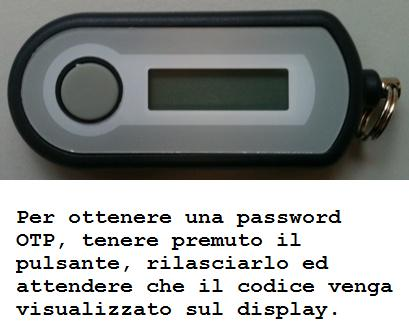 pagina illustrata di seguito con la fig.3, i seguenti dati: 1. Un proprio User Name ed una Password 2.
