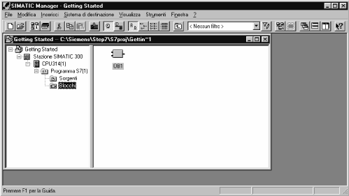 SIMATIC Manager 2.