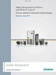 "Ulteriori informazioni su ""Safety Integrated"" 5 Per maggiori informazioni su Safety Integrated vedere la pagina iniziale: Safety Integrated (www.siemens.com/safety-integrated)."