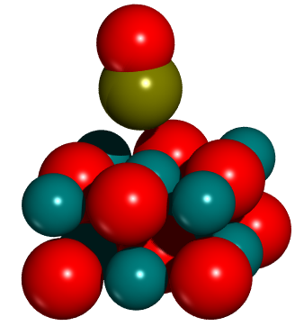 Sauer, Protonation of isobutene in zeolite ferrierite, PCCP 8 (2006) 3955 Model, high B. Civalleri/L.
