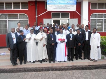 In effect, the Church in Africa wants to become a protagonist in the construction of a cultural identity for the Continent, in a particular way through the Forum SECAM «Faith, Culture and