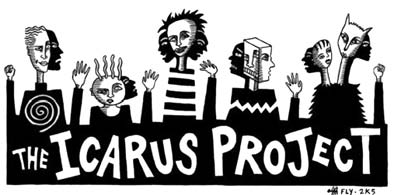 The Icarus Project www.theicarusproject.net info@theicarusproject.