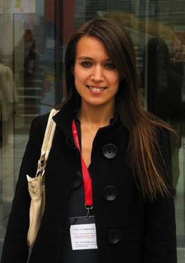 SUCCESS STORIES The Master was definitely a great starting point Daniela Gomes Octopux Consulting Partner & Managing Director Daniela, tell us, how did you end up in Brussels?