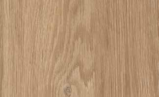 While oak decors from previous years exhibited numerous knots scattered throughout the decor image, Barrique Oak also features knots, some of which are more striking, but only partially distributed