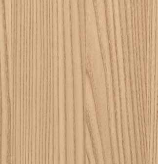 The interplay between small knots, sectioned florets and an appearance defined by a very fine grain with rough cut elements gives Aalborg Pine the look of elegant, natural, genuine wood.