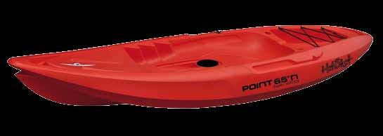 A richiesta il poggiaschiena rigido. The HotShot is a high-performance kayak that out paces most similar kayaks as well as many which are substantially longer and larger.