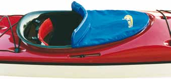 Neoprene Cover Deck 72-83-92 and Central in Unalaska kayak-inuk small and big.