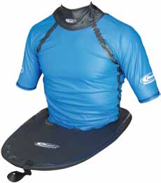 vestibilità assoluta. Vest and Aquatherm: offers great torso cover whilst keeping the arm pits and upper chest vented.