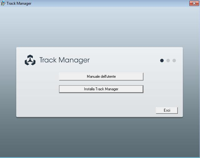 Cliccare sull icona GPSSAFE: Track Manager V. xxxxx, 4. Attendere il download del file e l apertura dell arichivio ZIP.