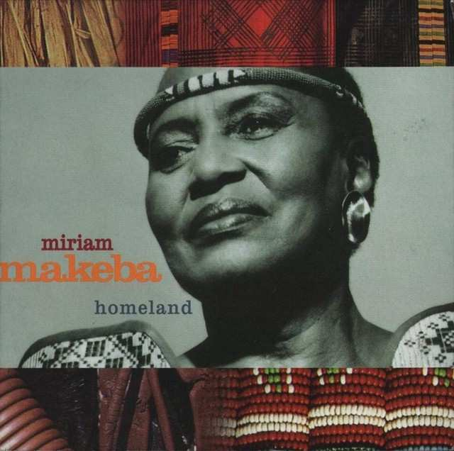 Canzone 3 AFRICA IS WHERE MY HEART LIES (Miriam Makeba - 2000) Link per
