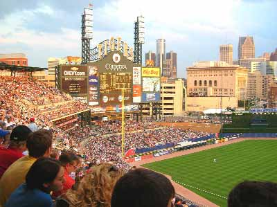 Tenants: Detroit Tigers (MLB), Little League
