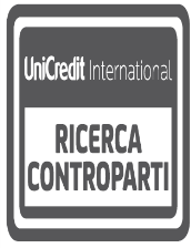 UNICREDIT INTERNATIONAL: ricercare controparti Aiutiamo le