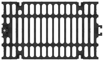 GRIGLIE E CANALETTE GRATE AND CHANNEL 2GD3050USC E Utrillo SuperCast da 500 GRIGLIA PER CANALETTE LONGITUDINALI GRATING FOR LONGITUDINAL CHANNELS E DM² Kg n.