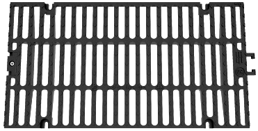 GRIGLIE E CANALETTE GRATE AND CHANNEL 2GC4075 E Utrillo SuperCast da 750 GRIGLIA PER CANALETTE LONGITUDINALI GRATING FOR LONGITUDINAL CHANNELS E DM² Kg n.