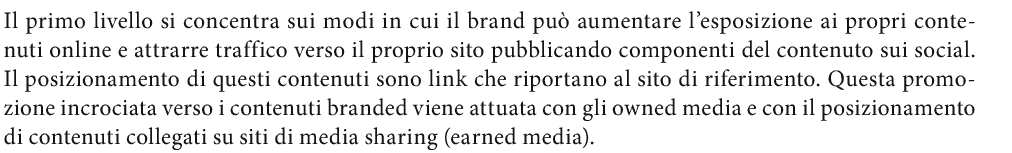 195-6 Livello 1: social publishing e