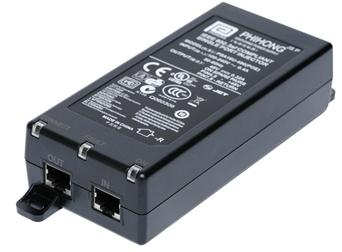 Power supply and PoE order numbers: 91378100