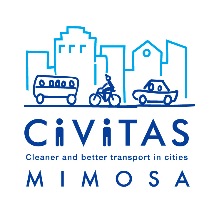 Capitolo 3 Programmi comunitari CIVITAS MIMOSA Making Innovation in Mobility and Sustainable Actions finanziato dal sottoprogramma Trasporti, ha come capofila il Comune di Bologna e vede la