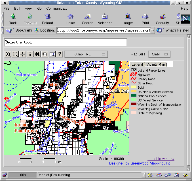 -- Catasto Greenwood Mapping.Inc.