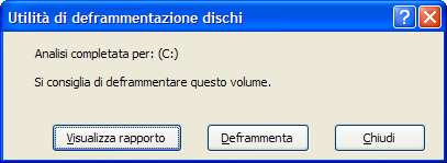 Windows - Utilità di