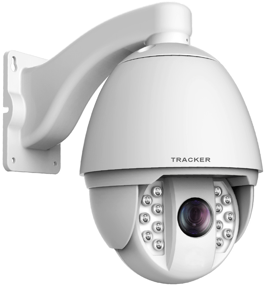 SPEED-DOME IR CAMERA TK-HS78-IP / TK-HS720-IP 2.0 Mega Pixel PTZ Network Standard Modello.