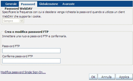 Figura 66 Inserimento password - passo 2 5.1.