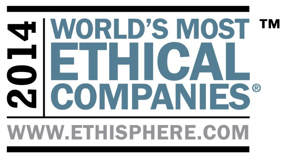 World s Most Ethical Companies In 2014, ManpowerGroup was named to the Ethisphere Institute s 2014 World s Most Ethical Companies list for its proven commitment to ethical leadership, compliance,