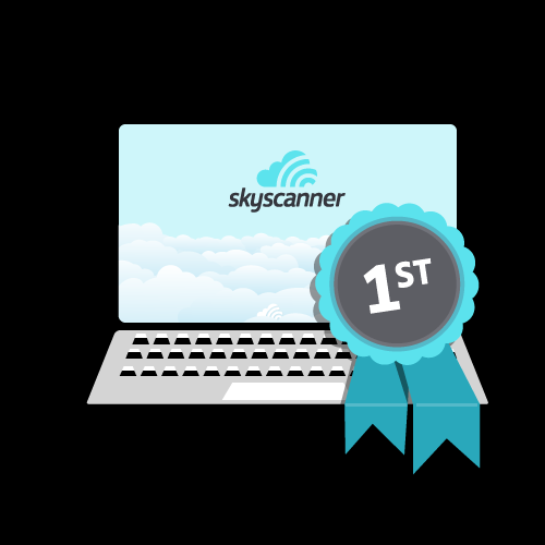 skyscanner in numeri No.