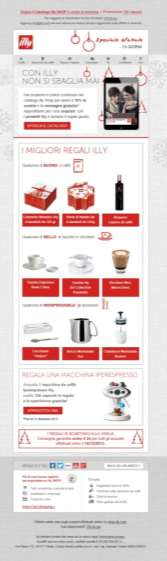 ARRICCHIRE IL PIANO EDITORIALE Dando consigli Un vino per ogni occasione Best seller CASE ILLY Gift guide 20.12.13 The best wine buys of 2013 16.06.