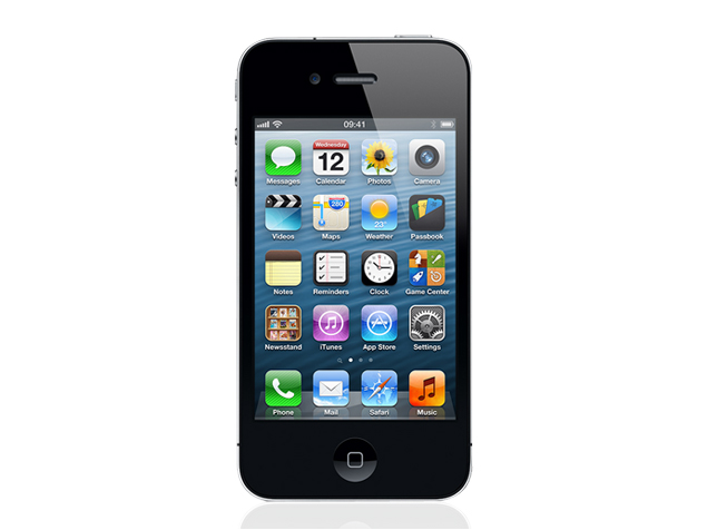 iphone 4S Nome: iphone 4S Sistema Operativo:
