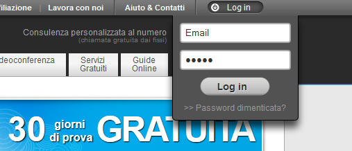 Axiatel.com Guide Twitter 3 2 1) Come connettersi all interfaccia online? Vai sul sito sito www.axiatel.