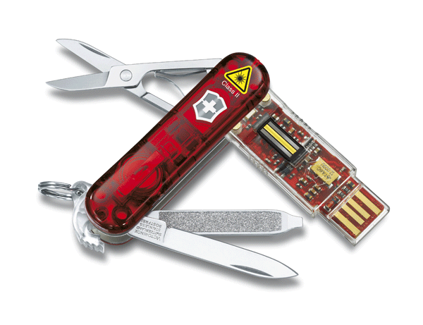 Presentation Master Victorinox Secure MANUALE D USO