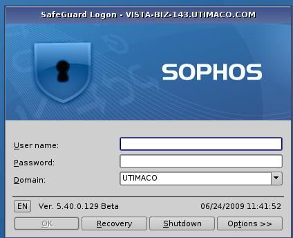 SafeGuard Device Encryption Full disk encryption trasparente per i PC Mette in sicurezza tutti I dati sui PC Totalmente