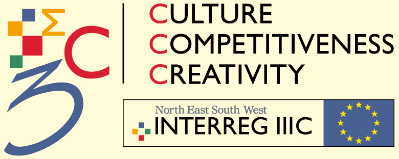Inter-regional project Strategy for the Promotion of Competitiveness and Creativity in the Cultural Industries ( 3C: