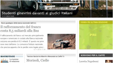 WEBTV Oggetto: Media_Objects > Video I video inseriti devo essere associati ad una specifica categoria.