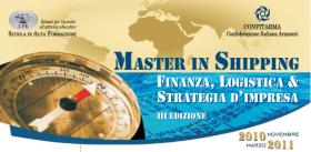 8/44 Partner Master in Shipping Patrocinio Camera di