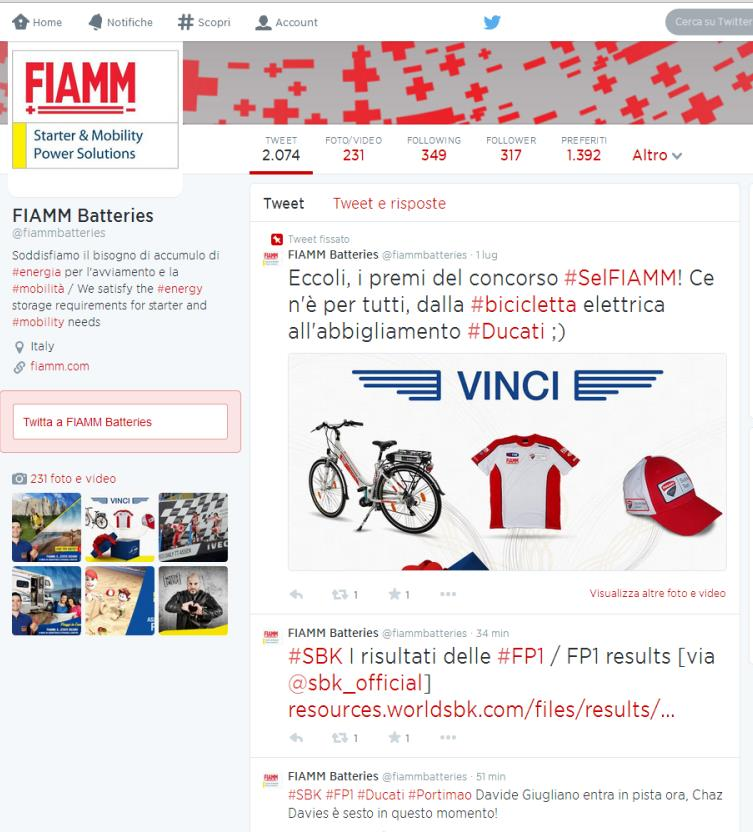 Trasformare fan/follower in clienti CAMPAGNA ENERGY CHECK CON
