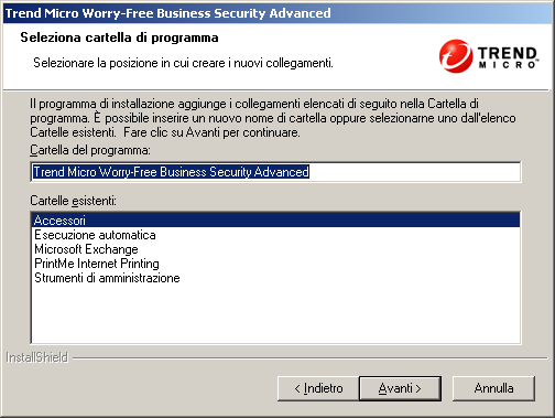 Trend Micro Worry-Free Business Security 6.