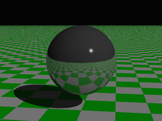 diffuse.6 specular.75 roughness.001 reflection.5 Fig.