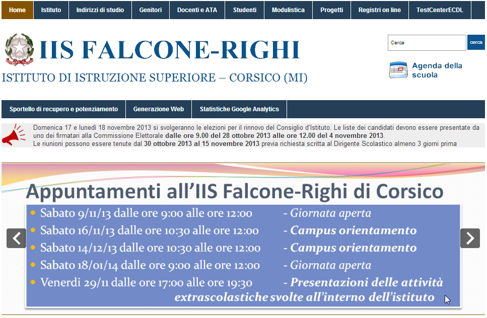 C3 C4 C5 IIS FALCONE-RIGHI www.iisfalcone-righi.