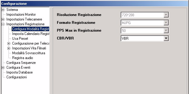 090010725 - MANUALE D USO - Serie VD800 - REMOTE Configura Connessione Account Digitare l account. Password Impostare la password.