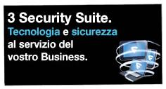 Security Suite di 3 CHE COS È Security Suite di 3. La soluzione per navigare in completa sicurezza per PC, Smartphone e Tablet. Scoprila su www.tre.it/antivirus.