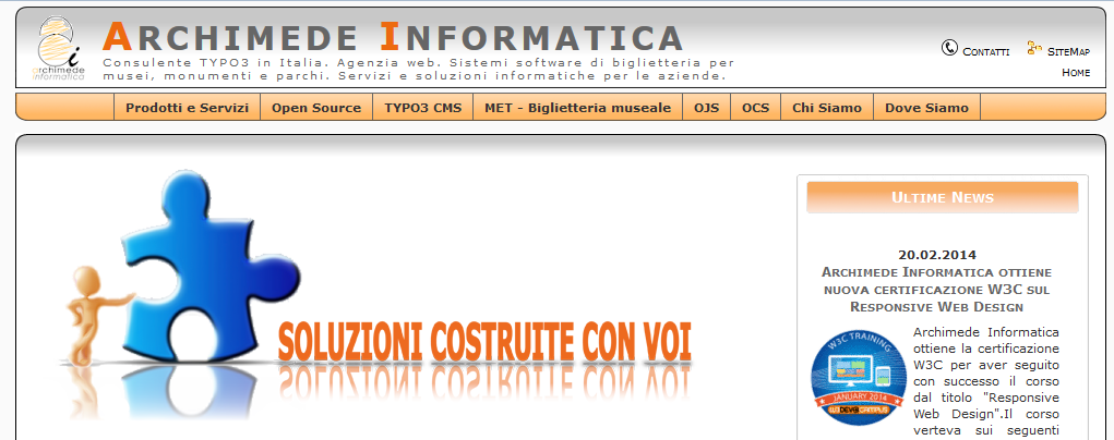 applicazioni ICT Smart cities and cyber-phisical systems Archimede Informatica (http://www.archicoop.