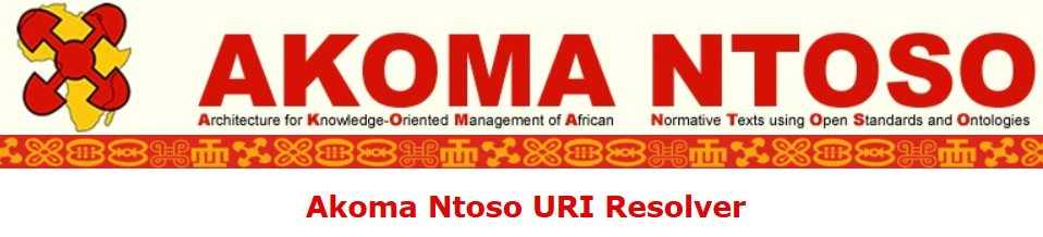 Akoma Ntoso open source tools Editors: Lime, Bungeni, AT4AM URI/IRI Resolvers Textual