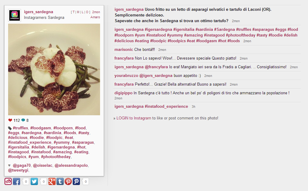 4. #instafood_experience http://web.