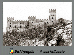 11 1.3 Il territorio BATTIPAGLIA The town of Battipaglia was a very ancient feud of Etruscan origin and, according to archaeological finds, it has been occupied since the Aeneolithic period.