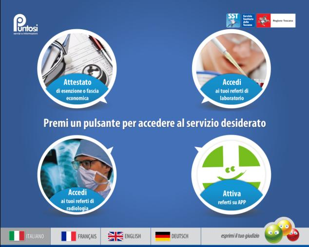2 mediante cellulare Smartphone o Tablet, scaricando la APP CAREGGI SMART HOSPITAL e