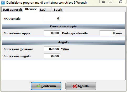 Modo Stand-alone: setup comunicazione 7 7 sqnet010it.png Fig.