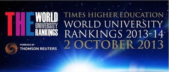 THE (TIMES HIGHER EDUCATION) WORLD UNIVERSITY
